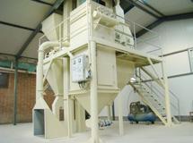 时产6吨饲料机组