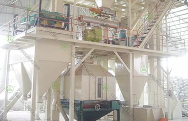 4吨颗粒饲料机组(自动)